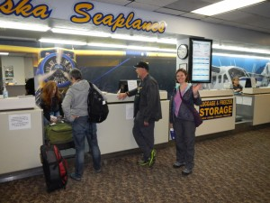 Checking in With Alaska Seaplanes