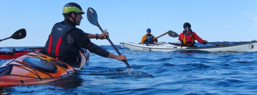 Sea Kayak Safety